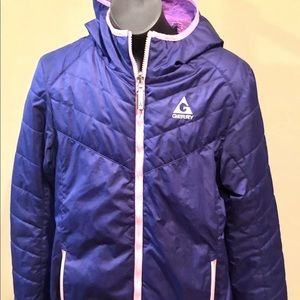 Gerry reversible Kids winter coat size extra large